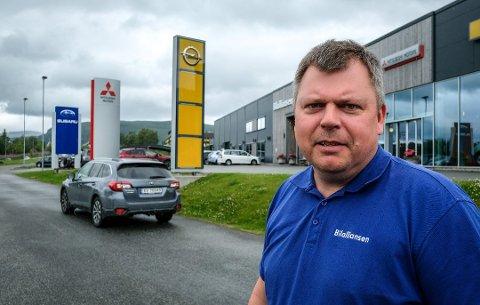Roger Krutå ved Bilalliansen fikk beskjed fra Mitsubishi at ingen nye modeller vil bli lansert i Europa de neste tre årene.