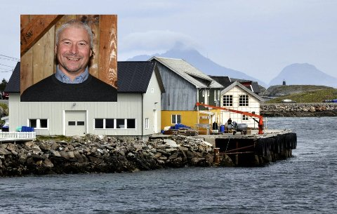 Stig Joar Krogli håper Sleneset Fiskemottak AS kan åpne dørene for mottak allerede under årets vintersesong.