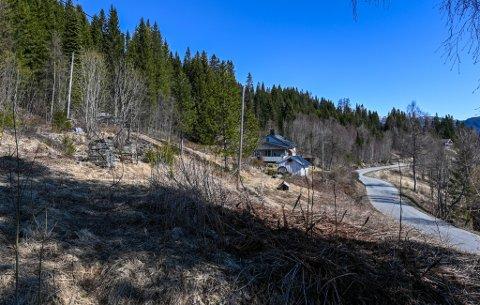 19 av 37 kommunestyrerepresentanter sa ja til reguleringsplanen for det planlagte boligfeltet på Løkberg.
