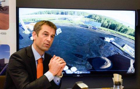 Å SKYNDE SEG SAKTE: Daglig leder i Treklyngen, Rolf Jarle Aaberg, vil ha krav om biodrivstoff som gjør det mulig å bygge fabrikker i Norge i tide.