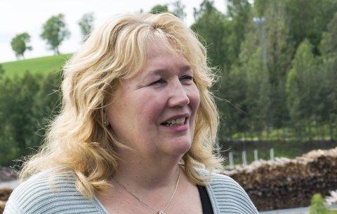 USIKKERHET: Grete Karin Berg frykter at nye datasenter-aktører blir skremt bort etter at rabatten på el-avgift for sentre med krypto-produksjon blir fjernet.
