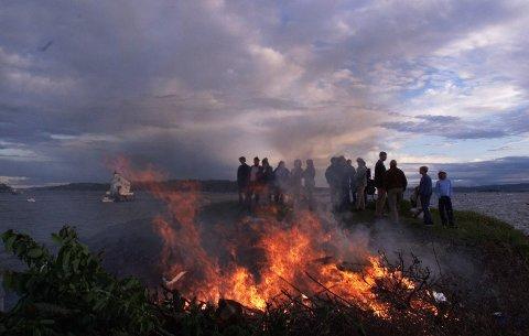 OPPHEVET: Totalforbudet mot åpen ild er opphevet på Øvre Romerike.