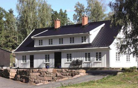 VEKKER FORTIDEN TIL LIVE: Dette velrestaurerte landstedet i Verpen er nå på listen over Novasols 100 mest unike ferieboliger i Europa.