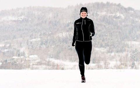 Løpeglede: Marit Sola starter opp med løpegrupper for både nybegynnere og viderekomne.