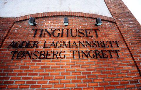 TILTALT: Saken mot Sandefjord-mannen skal føres i Tønsberg tingrett i slutten av oktober.