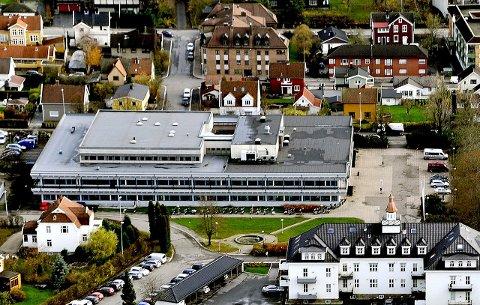 På St. Olav videregående skole fikk Arbeiderpartiet hele 55,4 prosent av stemmene ved årets skolevalg.  FOTO: Jarl M. Andersen