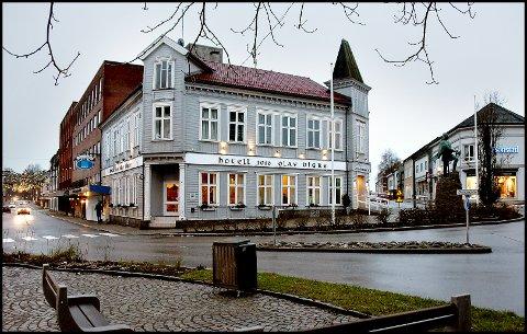 DRIVES VIDERE:  Selskapet Hotell 1016 Olav Digre AS overtok i 2018 driften av hotellet i Sarpsborg sentrum.