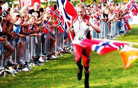 VM-GULL: Olav Lundanes har vunnet åtte VM-gull. Denne helgen deltar han i Norwegian Spring i Skjeberg.