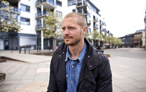 VIL BLI BEST: Mattias Andersson vil bli Tippeliga-trener. Og han vil bli den beste.