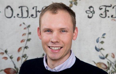 Kristoffer Heldal mener at bruddet med Anita Aas Kristiansen var en riktig avgjørelse.