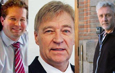 Gunnar Knudsen Borgestad stod for forretningsutvikling i H18 Gruppen AS. Jean-Pierre Kelders var styreleder og sentral i H18 Gruppen AS. Terje Strømodden var snekkeren som hadde kunnskap om rehabilitering av eiendom og som var sentral i selskapet.