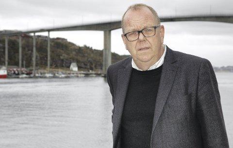 UAKTUELT: – Jeg har tatt dette internt i Venstre og har gitt beskjed om at dette kan vi ikke være med på, sier Pål Farstad som representerer Venstre på Stortinget.
