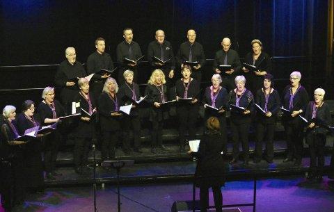 VÅRKONSERT: Tordenskjold songlag inviterer til vårkonsert i Nordvik grendehus onsdag.