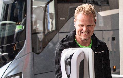Christian Michelsen tror 53 poeng holder til å ta medalje i Eliteserien.