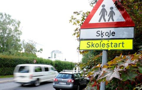 Det er flertall på Stortinget for å gjøre det lettere å utsette skolestarten for seksåringer. Foto: Terje Pedersen / NTB scanpix