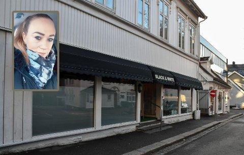 Assisterende daglig leder ved Black & White i Tønsberg, Miriam Kvam, forteller at puben må stenge inntil videre etter flere nye smittetilfeller.