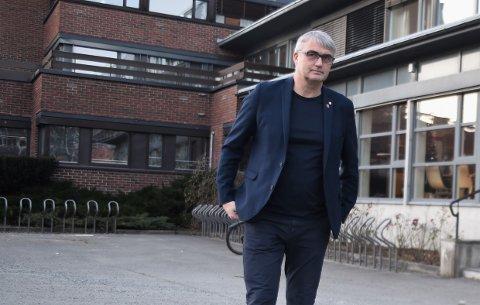 LOVER FULL INNSIKT OG ÅPENHET: Stjørdals kommunedirektør, Tor Jakob Reitan, sier Levanger er velkommen til en dialog om mulig samarbeid med Værnesregionen brann- og redningstjeneste.