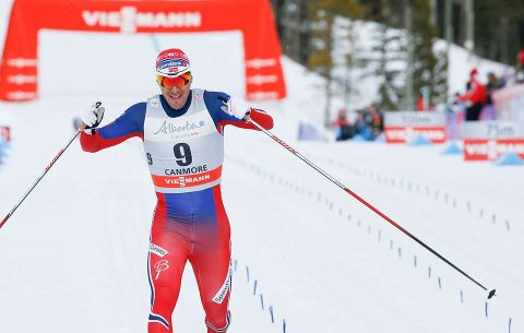 Overtar: Ola Vigen Hattestad kommer fra trenerjobb i Slovenia til det norske damelandslaget i langrenn.