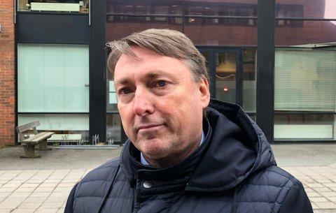 NESTLEDER: Inge Solli er nestleder i representantskapet for Romerike Krisesenter IKS, som nå vil prøve ut en ordning der menn og kvinner som bor på senteret ikke splittes.