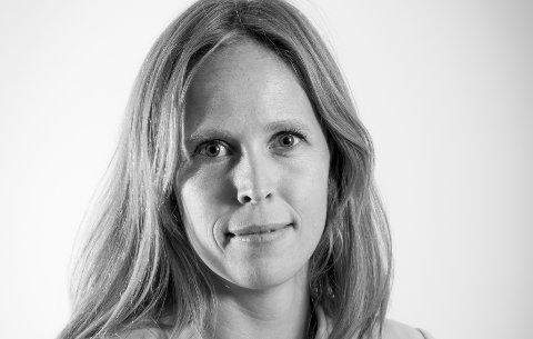 CYBERJEGER: Marianne Aas, opprinnelig fra Nøtterøy, skal lede de hemmelige tjenestenes nye senter mot cyberkriminalitet. (Foto: Nasjonal sikkerhetsmyndighet)