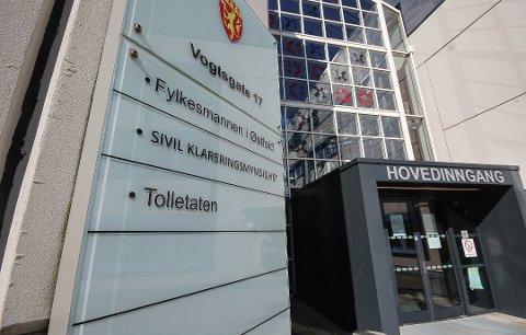 LEDIG STILLING: Fylkesmannen i Oslo og Viken, som har kontor i blant annet Moss, leter etter en ny assisterende fylkesmann. Nå har 26 personer søkt på jobben. Foto: Jon Gran