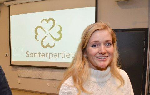 FREMMET FORSLAG: -Arbeiderpartiet har flertall i saken sammen med Fremskrittspartiet og oss. Dermed er det gode sjanser for å få stoppet utvidelsen av ulvesona på Stortinget denne uka, sier stortingsrepresentant Emilie Enger Mehl (Sp).