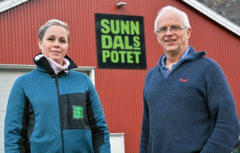 Slutter: Kristi Aarak slutter og Ivar Bakken blir pensjonist. Nå er det ansatt ny daglig leder i selskapet.