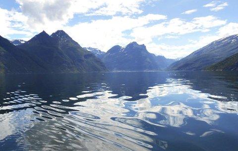 Lite ørret i fjorden: Den svake ørretbestanden i Driva-vassdraget er årsaken til at Miljødirektoratet nå begrenser fisket etter sjøørret ytterligere.