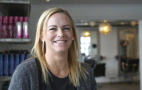 Irene Norgaard startet aksjeselskap for Grape Soda i januar.