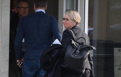 Administrerende direktør Nina Mevold på Sørlandet sykehus.