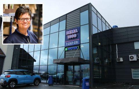 UTSET ARRANGEMENT: Rema 1000-butikksjef Tone Olsvoll Eide utset 25-årsjubileet på ubestemt tid.