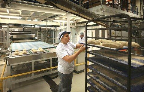 Arbeidsplasser står i fare: Bakeriet AS i Bodø er en av tre avdelinger, som nå står i fare for miste sine arbeidsplasser. Det melder hovedtillitsvalgt i selskapet Bakeriet AS.