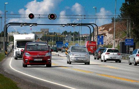 Bil trafikk