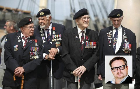 De modige unge menn fra Normandies strender er bitt eldre nå, men fortjener fortsatt vår hyllest.
