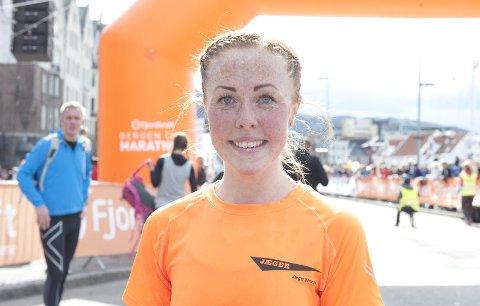 Eli Anne Dvergsdal var usikker, men stilte til start - og vant!