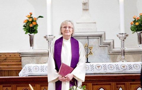 Hele menighetsrådet til Sogneprest Signe Sandberg i Årstad står bak bønnen til regjeringen.