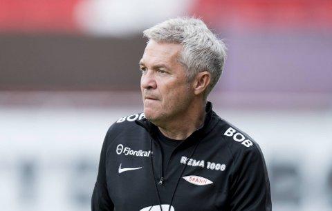 Søndag debuterer Kåre Ingebrigtsen som Brann-trener.