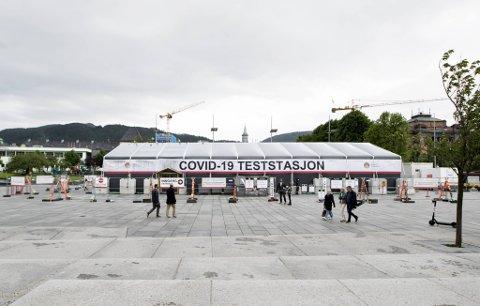 Denne uken har koronasmitten i Bergen økt. Lørdag er det 23 nye smittede.