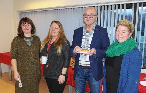 Frank Hermansen og hans medarbeidere i flyktningetjenesten og voksenopplæringa i Øksnes har nå fått mulighet til å sørge for transport i egne rekker for flyktningetjenesten. (Foto: Trond K. Johansen)