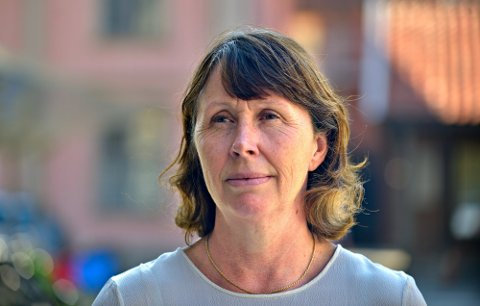 Kommuneoverlege Anne Aune.