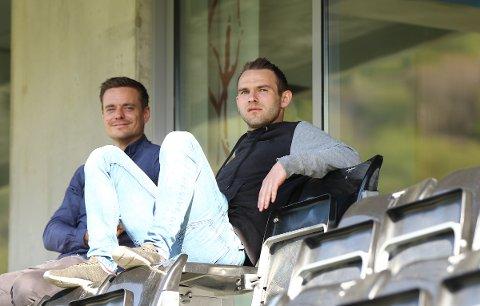 LANG VEG: Endre Kupen (29) hadde ingen planar om å bli profesjonell fotballspelar. No er han mannen Sogndal håpar skal skyte klubben attende til eliteserien.