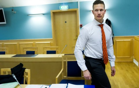 BLE HØRT: Retten fulgte påstanden til aktor Jan Eivind Norheim, som argumenterte for at voldtekten måtte straffes hardere en normalstraffen på fire år.