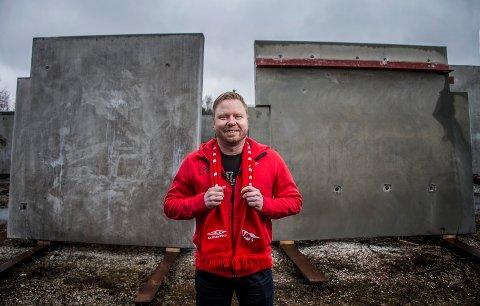OFFENSIV I MOTGANG: FFK-leder Jostein Lunde mener klubben står sterkere enn på lenge - selv om opprykket skulle ryke i år, noe veldig mye taler for.