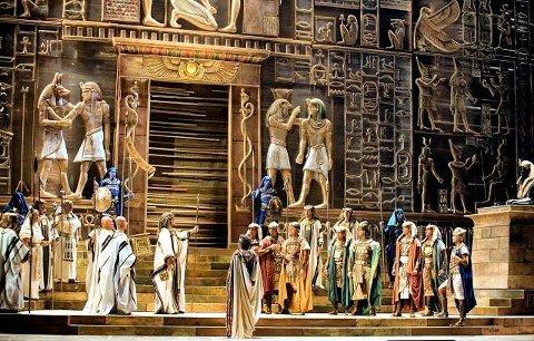 Nå blir det opera på kino i mars, april og august.