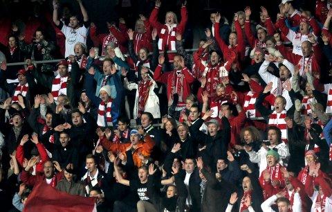 SPILLES IKKE: Kampen som ikke skal spilles på Fredrikstad Stadion selger likevel mange billetter.