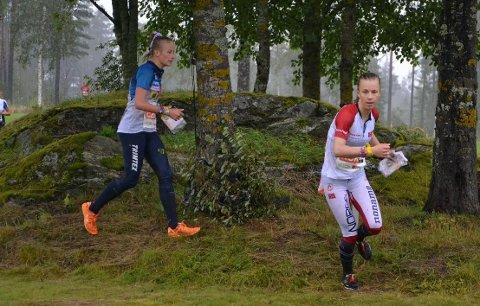Kamilla Olaussen løp en solid midtetappe, etter to tunge dager ellers i VM