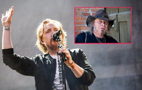- Nå kan vi starte opp igjen markedsføringen av sommerens konsert på Tollbodplassen med Lars Winnerbäck og Melissa Horn, sier Jimmy Olsen (innfelt). Foto: Pressefoto/FB-arkiv