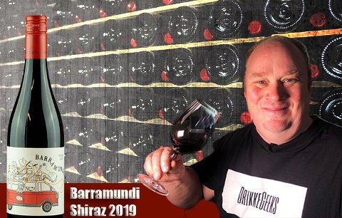 ANBEFALING: Denne ukens vinanbefaling er fra Australia - Barramundi Shiraz 2019.