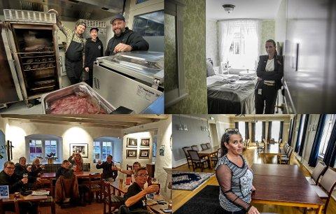 Restauranten Køl, Gamlebyen Hotell, Tamburen og Fredrikstad Handelsstands selskapslokaler står alle på lista  over de som nå får koronastøtte.