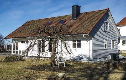 Nabbetorpveien 9 er nylig solgt til Fredrikstad Kommune.